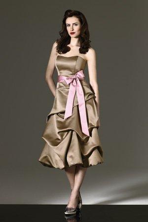 bridesmaid dress SKU410198