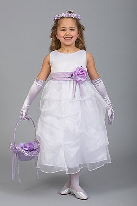 flower girl dress SKU510012