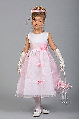 flower girl dress SKU510008