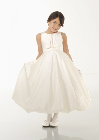 flower girl dress SKU510027