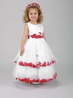 flower girl dress SKU510190