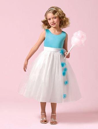 flower girl dress SKU510254