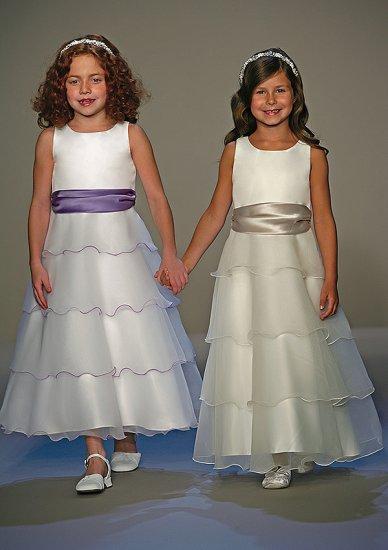 flower girl dress SKU510267