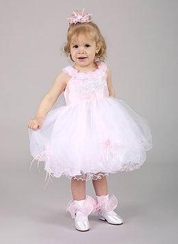 flower girl dress SKU510315