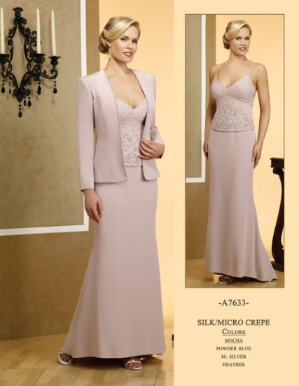 mother of brides dress SKU720115