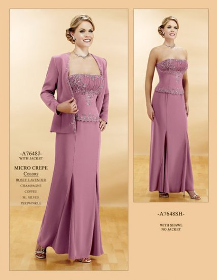 mother of brides dress SKU720117