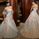 Free shipping maggie sottero designer wedding dresses Angel