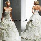 Free shipping 2011 new designer wedding dresses monalisa royale