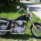 1976 Harley Davidson XLCH Sportster
