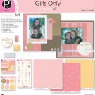 Jente Scrapbook kit
