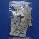 SMT 0805 10 pcs. for each of 29 type resistor, 268K  - 10M ohm, totally 260 pieces (Item# R0039)