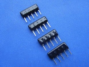 A05-102 1K ohm resistor network 10 pieces (Item# R0053)