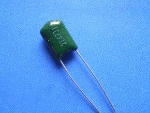 2A473J Mylar Capacitor (0.047UF 47NF) (Item# C0201)