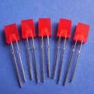LED Red 2x5x7mm Normal Bright (Item# L0019)