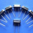 16.9344MHz Crystal oscillator small size, 10 pcs.  (Item# X0013)