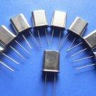 1.8432MHz Crystal oscillator, 4 pcs.  (Item# X0025)