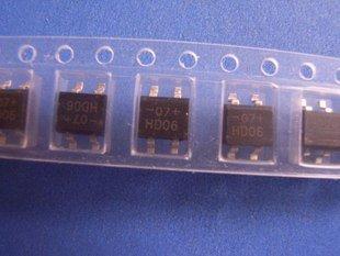 Rectifier Bridge,B83 B6S HD06 HD08 SMD, 10pcs. (Item# D0014)