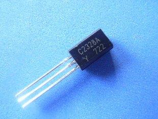 Transistor, C2328A, TO-92, 10 pcs. (Item# Q0001)