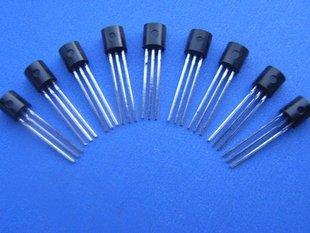Transistor, 2N5551, TO-92, 40 pcs. (Item# Q0006)