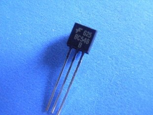 Transistor, BC546, TO-92, 40 pcs. (Item# Q0032)