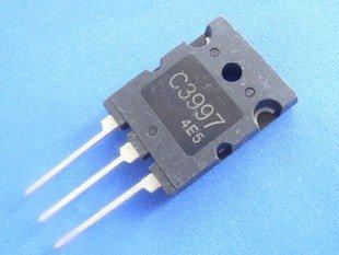 Transistor, C3997, TO-3P, 2 pcs. (Item# Q0101)
