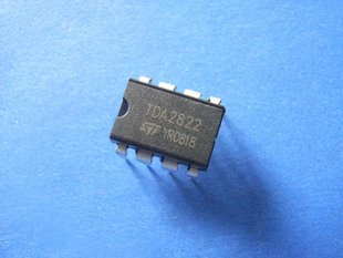 IC, TDA2822, Amplifier, 4 pcs. (Item# I0011)