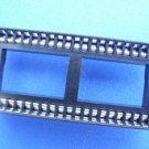 IC Socket, 42 pin SDIP, round, 1.778mm pitch, 4 pcs. (Item# S0025)