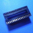 IC Socket, 32 pin SDIP, round, 1.778mm pitch, 6 pcs. (Item# S0026)