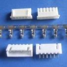 Connector / Socket, , 2.54MM XH-6P, 20 pcs. (Item# S0112)
