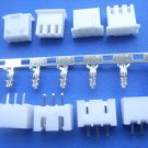 Connector / Socket, 2.54MM XH-3P, 30 pcs. (Item# S0131)