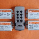Remote Control, Professional, 180-240V, 4 channel, separate receiver 1ch x 4 (Item# RE013)