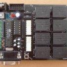 Development Tools (MCU), AVR PLC system, 8 Relay control, ATMEGA8L (Item# MC002)