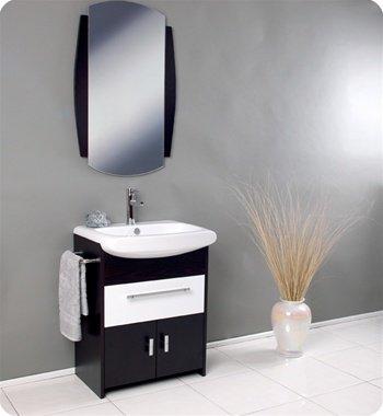 Distinto w/ Large Ceramic Sink Bathroom Vanity, Vanity Sink, Sink Vanities