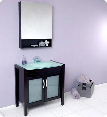 Infinity Bathroom Vanity, Vanity Sink, Sink Vanities w/ Waterfall Faucet