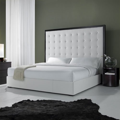 Ludlow Queen Modern Bed Furniture, Contemporary Bedroom Furniture, Platform Bed