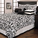Baroque 9 PC QN Comforter Set by Hallmart Collectibles