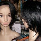 """Indian REMY Front lace 10"""" wig"""