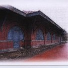 Wellsville Train Depot