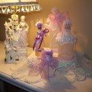 """""""Abigail"""" Shabby Chic Decorative Perfume Bottle"""