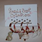 Sand & Surf Wine Charms Collection