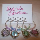 High Tea Wine Charms Collection