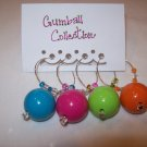 Gumballs Wine Charms Collection