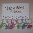 Flight of Fantasy Wine Charms Collection