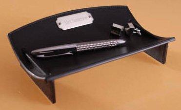 Leather Desk Caddie