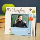 Natures Song Personalized Teacher Picture Frame