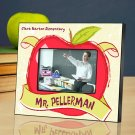 The Big Apple Personalized Teacher Picture Frame