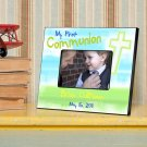 First Communion Personalized Picture Frame