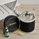 Personalized Frosty Pop Up Bucket