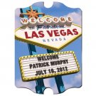 Personalized Vegas Marquee Vintage Sign