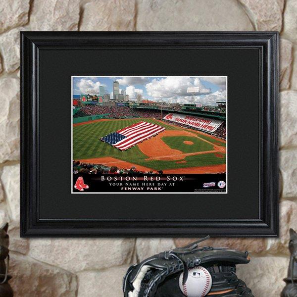 Personalized MLB Stadium Print